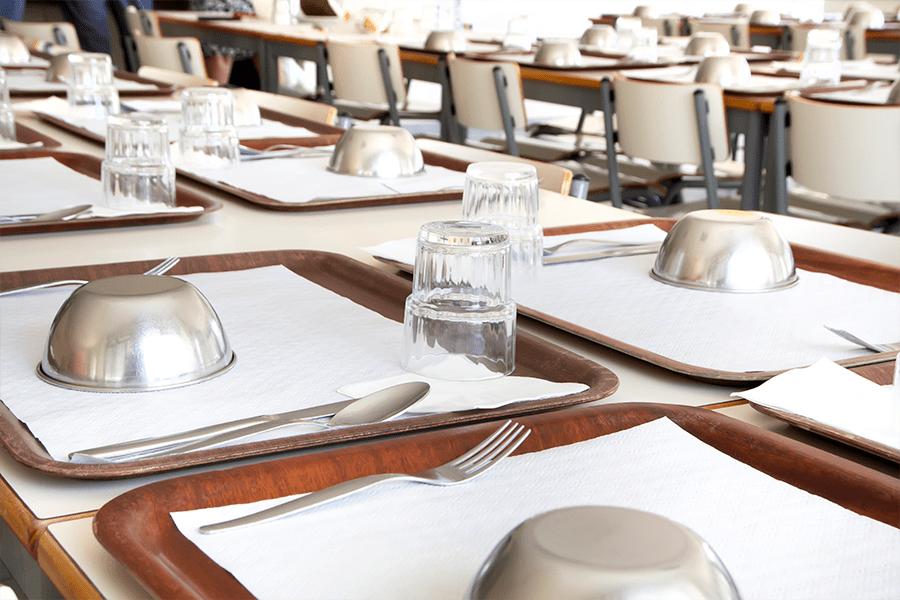 Les 5 Característiques Que Té El Menjador Escolar Ideal