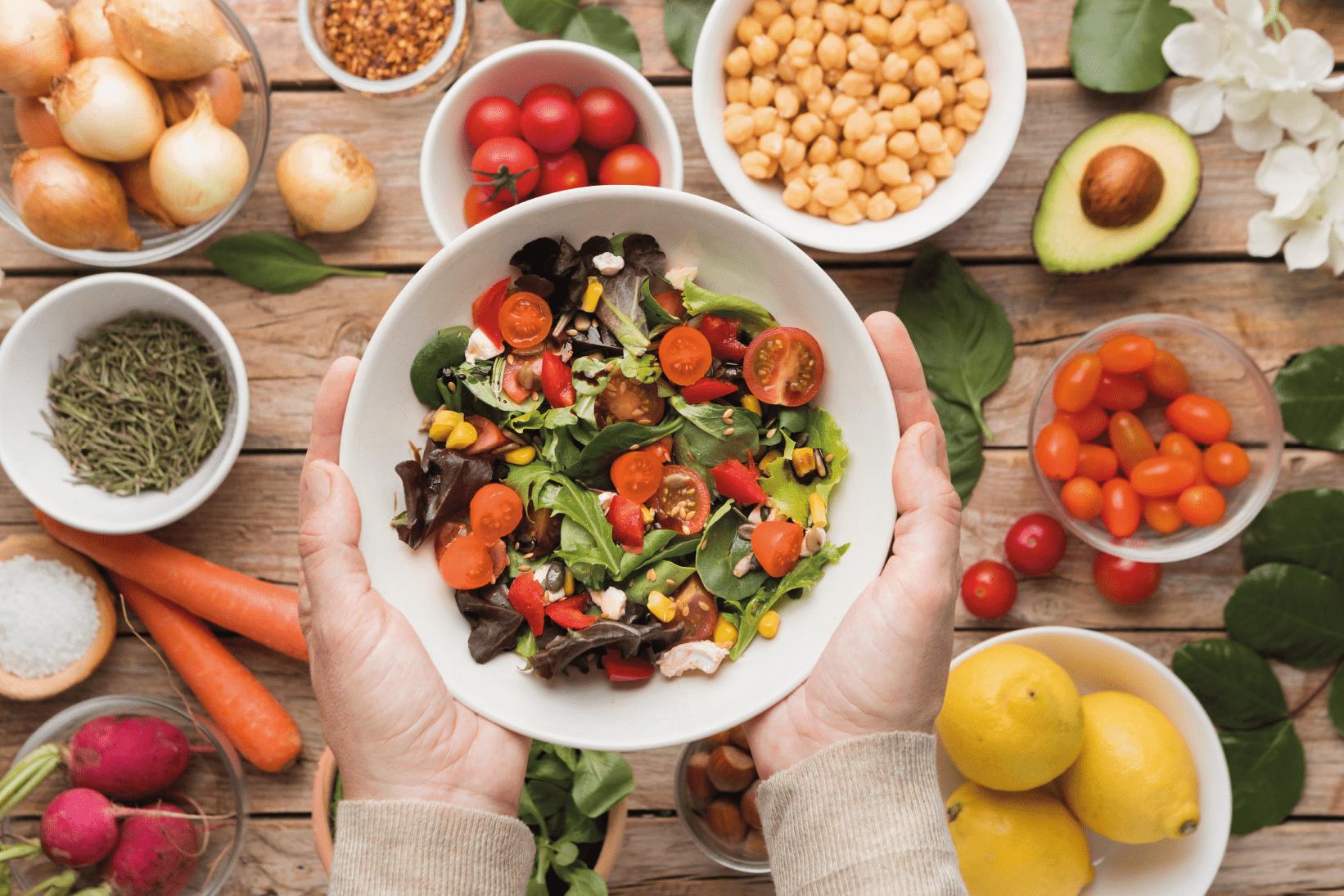 Dieta Rica En Nutrients